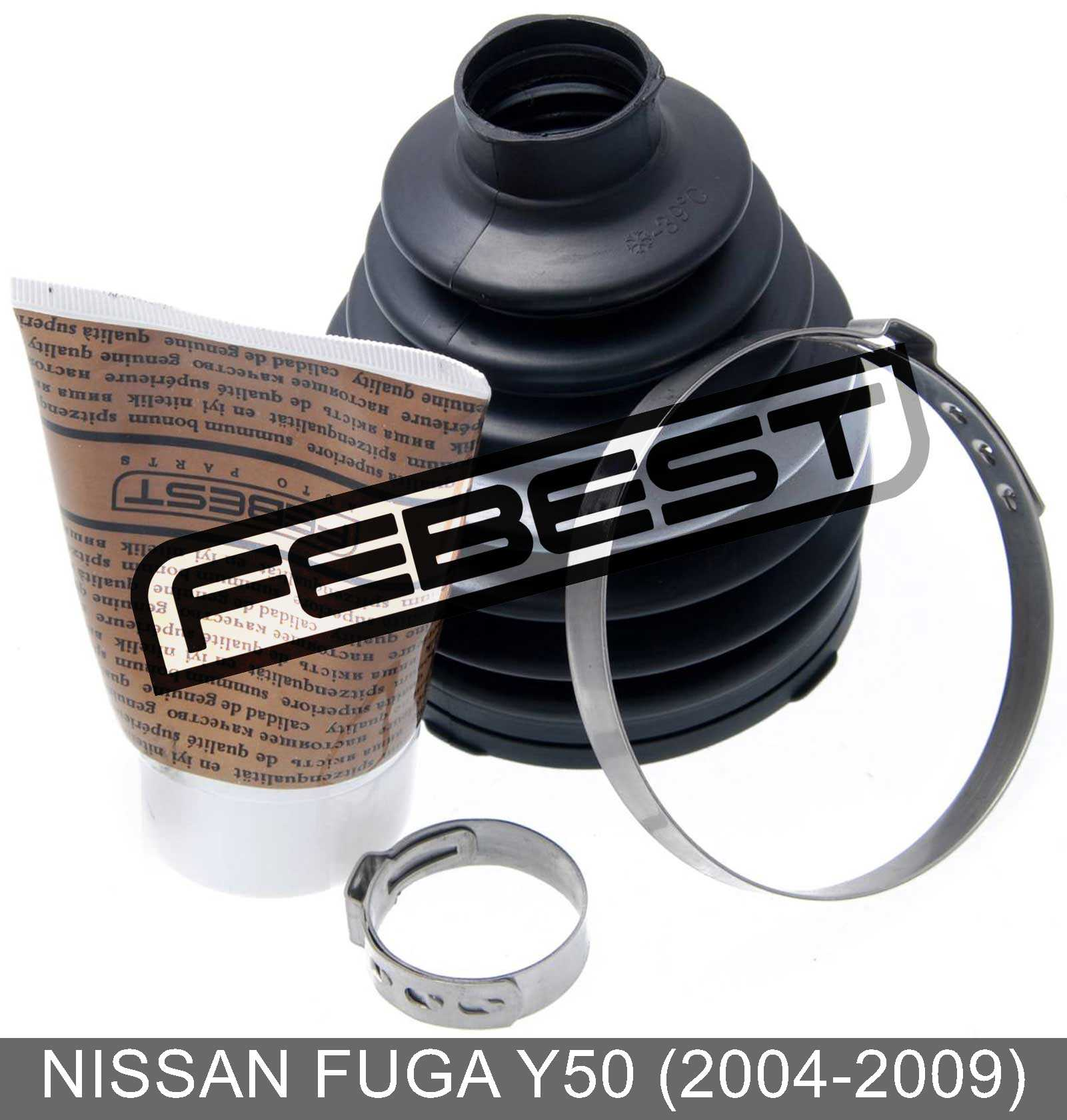 Boot Outer Cv Joint Kit 84 5x108x28 3 For Nissan Fuga Y50